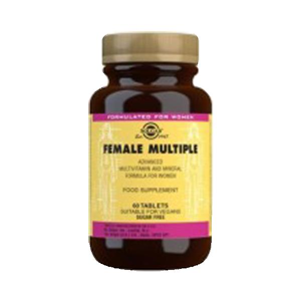Female Multiple - Solgar (60 tablets) 1