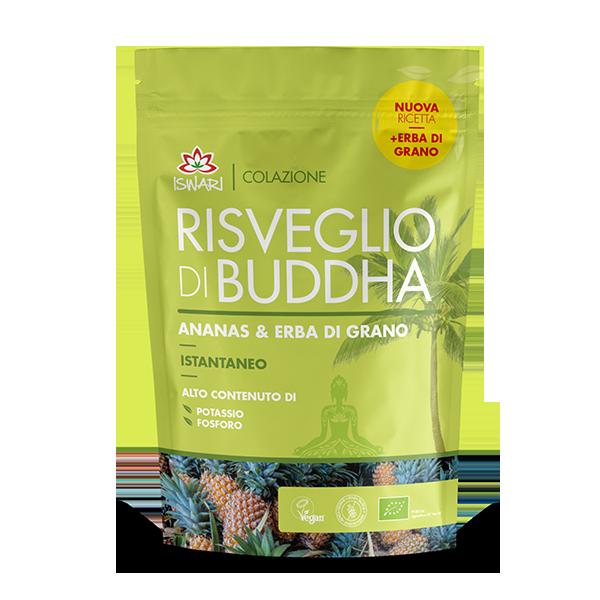 Risveglio di Buddha Ananas & Erba di Grano 1