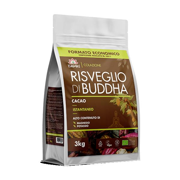 Risveglio di Buddha Cacao 6