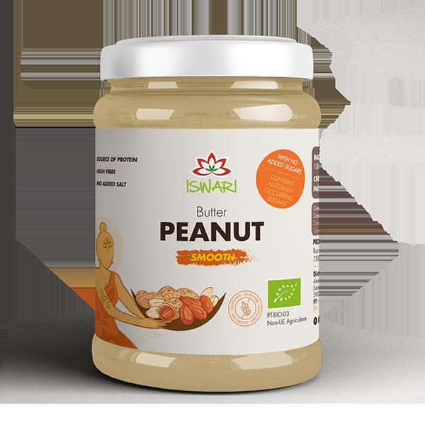 Creamy Peanut Butter Bio 1