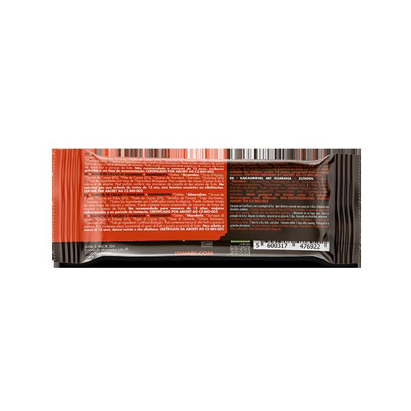 Buddha Energy Bar Cocoa & Guarana (15x35g) 3