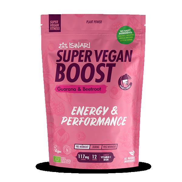 Super Vegan Boost 1
