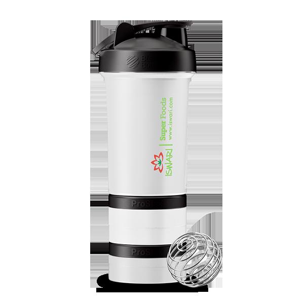 Shaker Iswari ProStack Clear Black 1