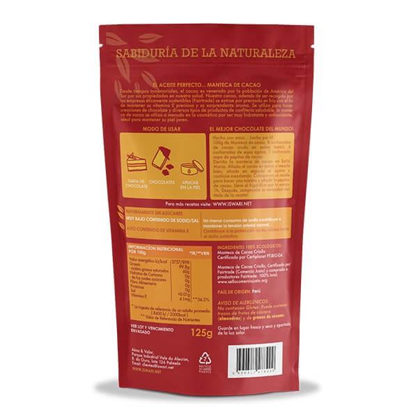 Manteca de Cacao Bio 2