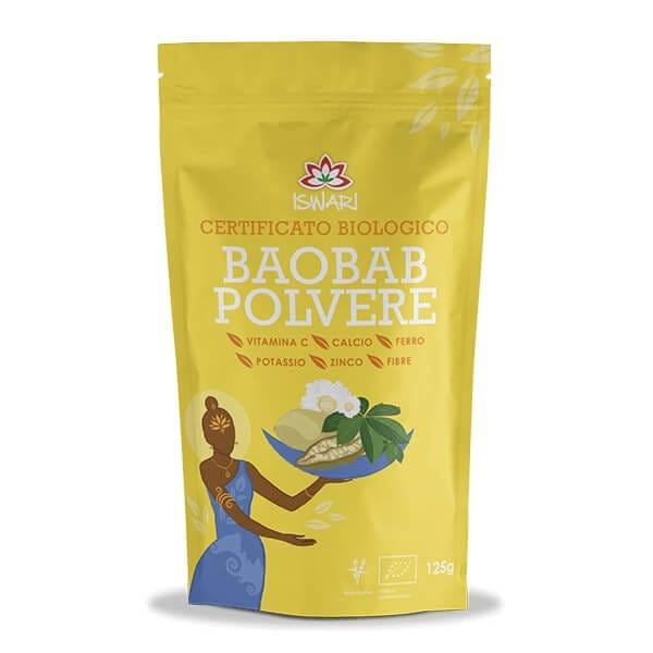 Baobab in Polvere Bio 1