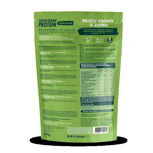 Super Vegan Protein 4