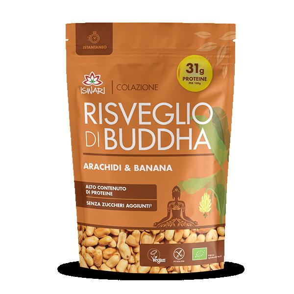 Risveglio di Buddha Arachidi e Banana 1
