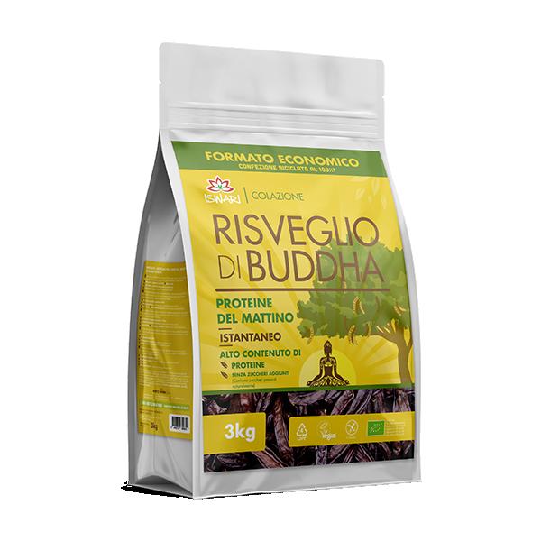 Risveglio di Buddha Proteine del Mattino 3Kg 2