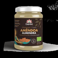 Manteiga de Amêndoa Bio 1