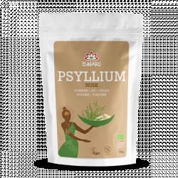 Psyllium Husk in Polvere Bio