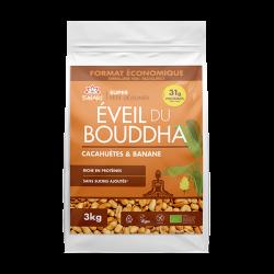 Éveil du Bouddha Cacahuètes et Banane 3kg
