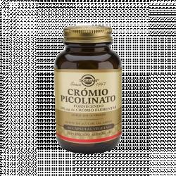 Crómio Picolinato 200 MCG - Solgar (90 caps) 1