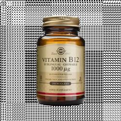 Vitamina B12 1000 Mcg – Solgar (250 comprimidos) 1