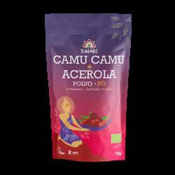 Camu Camu e Acerola em Pó 1