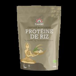 Protéine de Riz en Poudre Bio