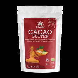 Manteiga de Cacau Bio 1