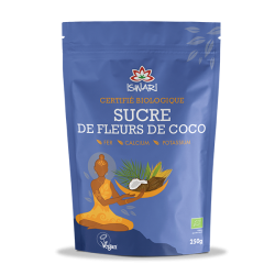 Sucre de Fleurs de Coco en Poudre Bio
