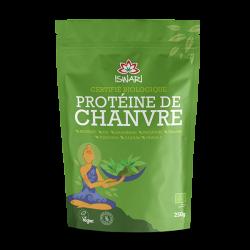 Protéine de Chanvre en Poudre Bio
