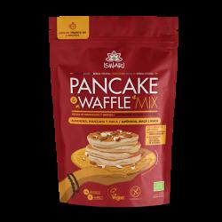 Pancake & Waffle mix - Amêndoa, Maçã e Maca