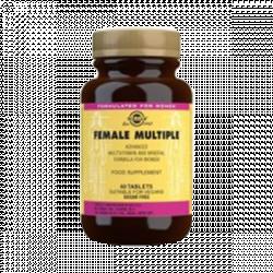 Female Multiple - Solgar (60 compresse) 1