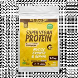 Super Vegan Protein de 2,5kg