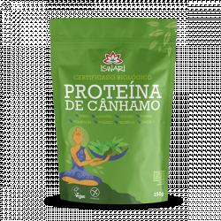 Proteína de Cânhamo em Pó Bio