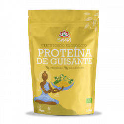 Proteína Guisante en Polvo Bio