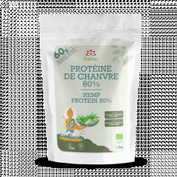 Hemp Protein 60%