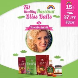 Kit Healthy Hazelnut Bliss Balls by Y. Saadi