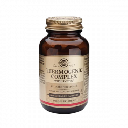 Complejo termogénico - SOLGAR (60 comprimidos)
