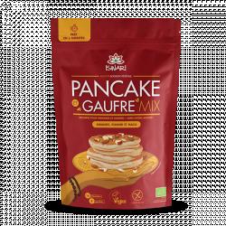 Pancake et Gaufre Mix - Amande, Pomme et Maca