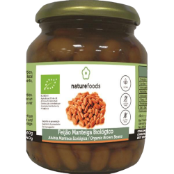 Baked Butter Beans - Naturefoods (360g)