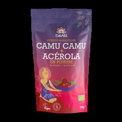 Camu Camu et Acérola en Poudre Bio