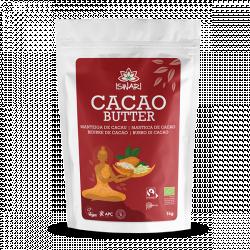 Beurre de Cacao Fairtrade 3