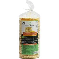 Tortitas de Maíz Bio - Naturefoods (120g)