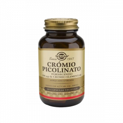 Cromo Picolinato 200 MCG - Solgar (90 capsule) 1