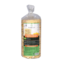 Organic Corn Cookies - Naturefoods (120g)