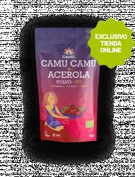 Camu Camu y Acerola en Polvo Bio