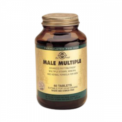 Male Multiple -Solgar (60 Compresse) 1