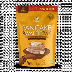 Pancake & Waffle Mix - Banana, Canapa e Cannella