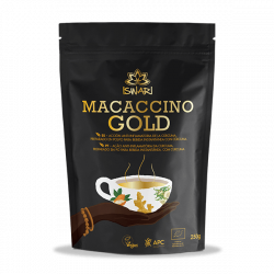 Macaccino Gold
