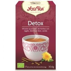 Infusão Bio Detox - Yogi Tea (17 saquetas) 1