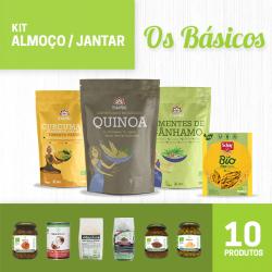 "Kit Almoço/Jantar ""Os Básicos"""