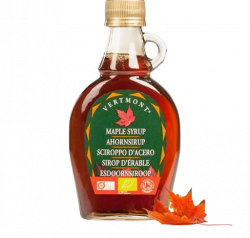 Organic Maple syrup - Cofradex (330g)