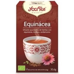 Infusão Bio Equinácea YogiTea (17 saquetas) 1