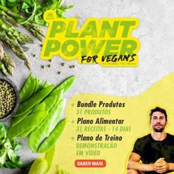 PLANT POWER FOR VEGANS