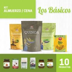 """Kit Almuerzo / Cena """"Los Básicos"""""""