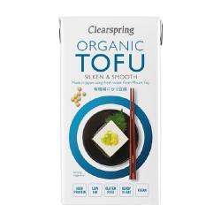 Tofu Bio Firme e Aveludado - Clearspring (300g)