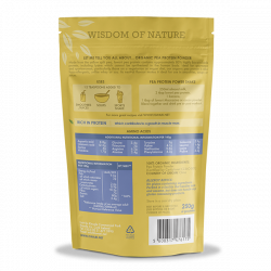 Pea Protein Powder Bio 2