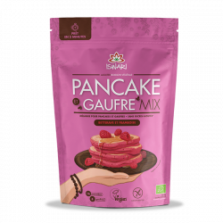 Pancake et Gaufre Mix - Betterave et Framboise